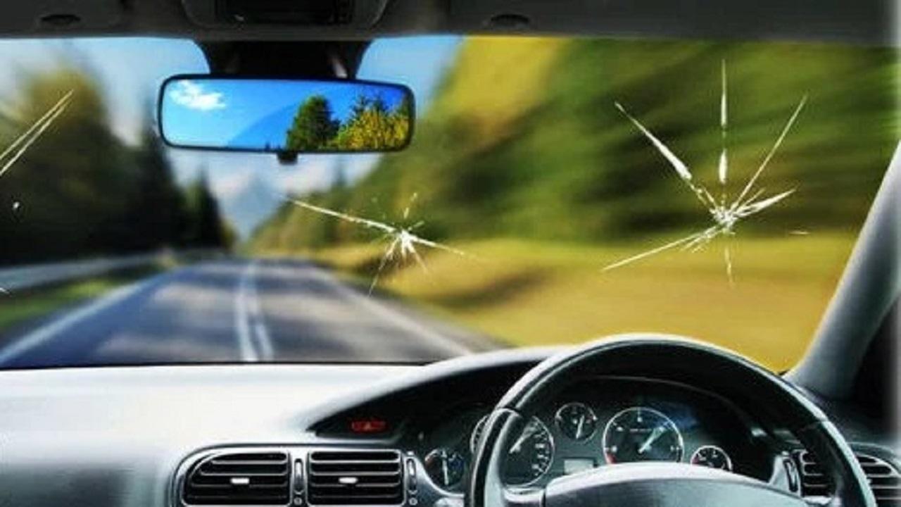 طريقة بسيطة لإصلاح زجاج السيارة الأمامي بنفسك