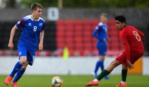 ليفربول ينافس مانشستر يونايتد ويوفنتوس على موهبة آيسلندية