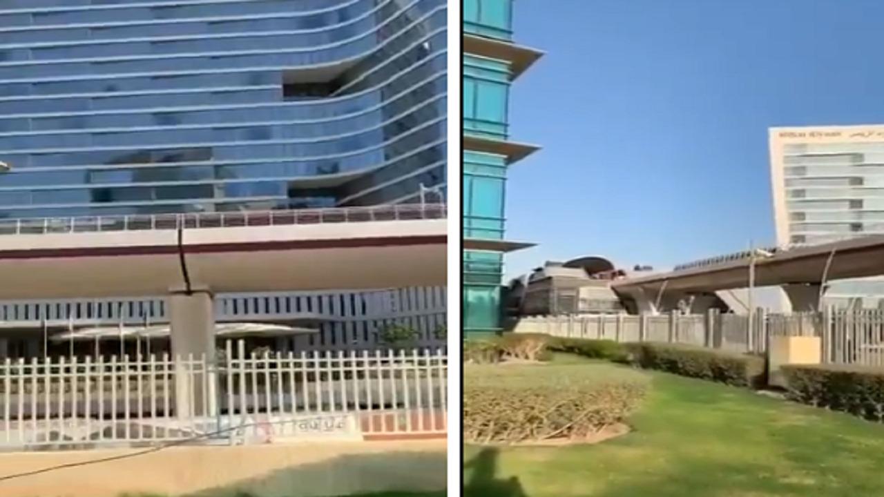 بالفيديو.. بدء تجربة مقطورات المترو بشرق الرياض