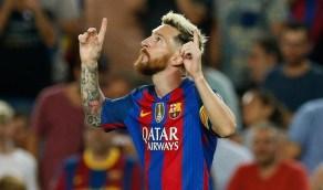 الكشف عن مصير عقد ميسي مع برشلونة