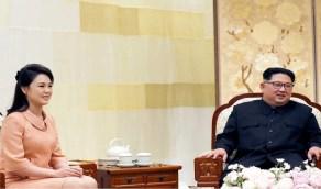 زعيم كوريا الشمالية يظهر مع صديقته السابقة بعد اختفاء زوجته الغريب