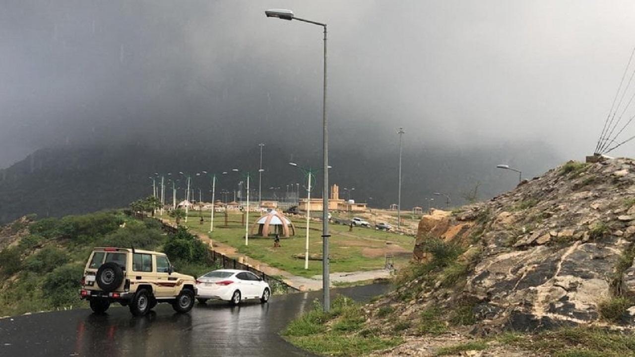 «المسند»: أمطار متوقعة على ثلاث مناطق اليوم