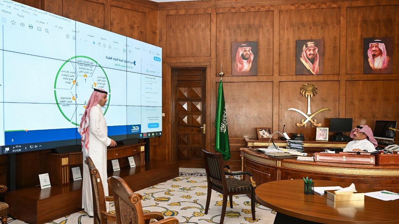الأمير تركي بن طلال يؤكد على تقديم كافة أوجه الدعم لتعزيز فرص التوظيف بين أبناء عسير