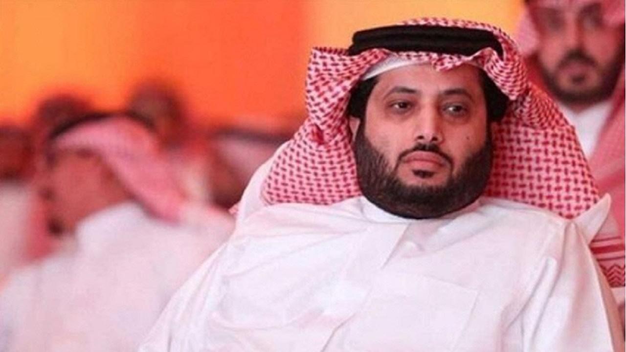 تركي آل الشيخ ينعي أمير الكويت بأبيات شعر