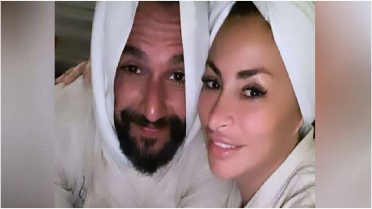 ديمة بياعة تثير الجدل بفيديو مع زوجها بملابس الاستحمام
