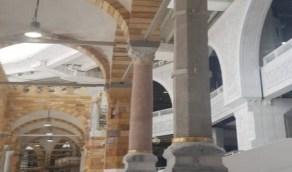 """قصة """" عمود أم هانئ """" بالمسجد الحرام"""