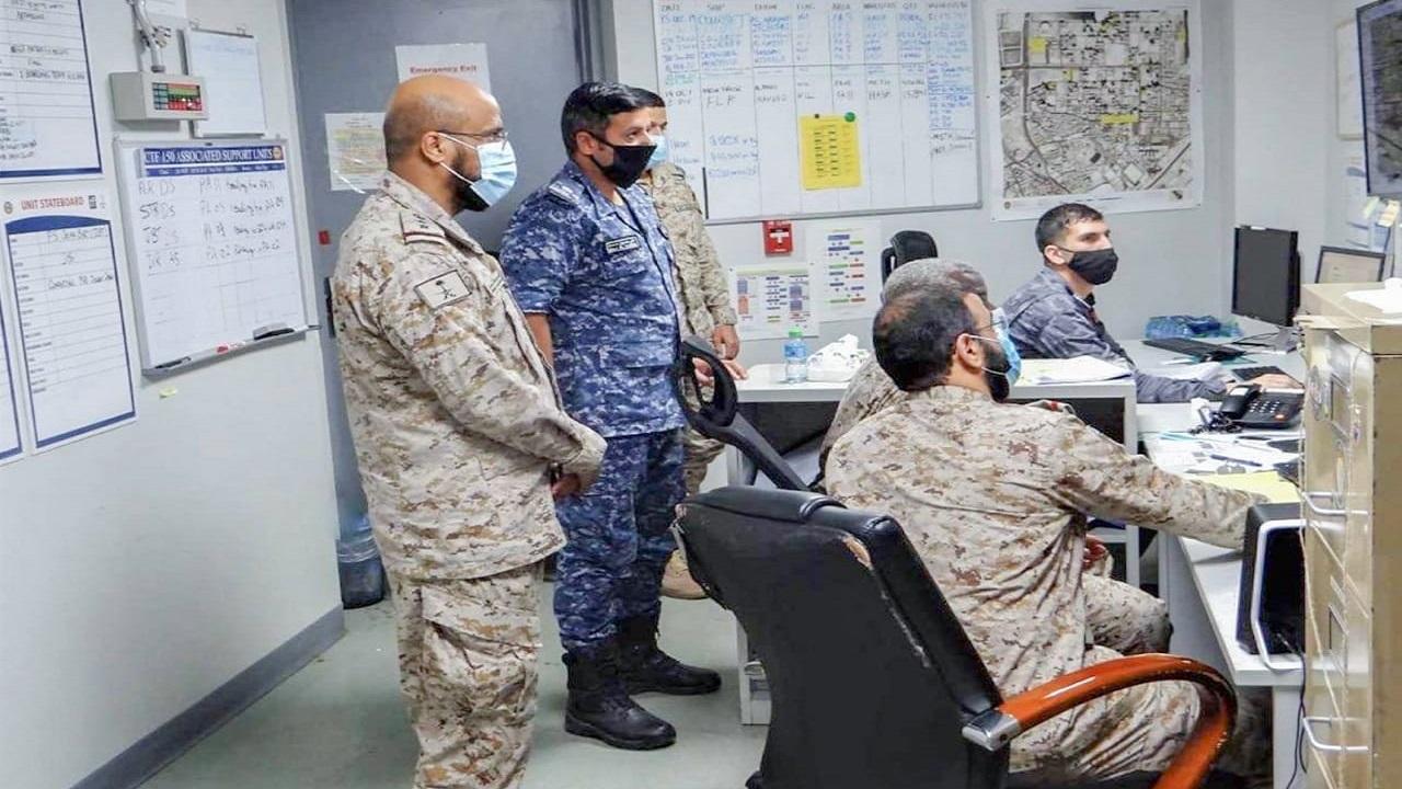 القوات البحرية تضبط 1579 كجم من الحشيش بقيمة 8 مليون دولار
