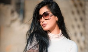 """بالفيديو.. """"ريم عبدالله"""" تصدم الجمهور بوضع الحناء على شعرها"""
