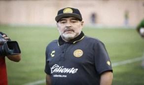 أسرار حياة مارادونا المضطربة وأبنائه الذين لم يعترف به