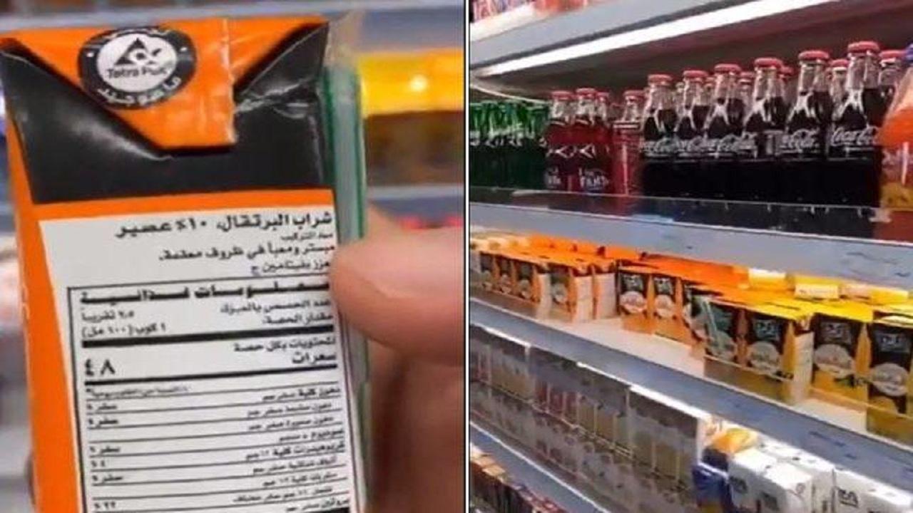 بالفيديو.. الفرق بين أنواع المشروبات المعلبة