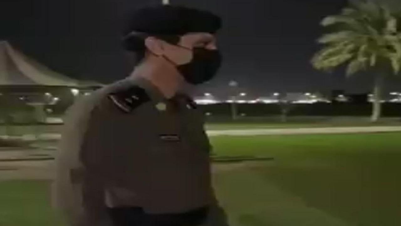 بالفيديو.. رصد مخالفات الإجراءات الاحترازية والذوق العام بالقطيف