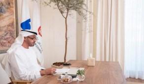 محمد بن زايد: نجاح قمة العشرين يجسد دور المملكة المحوري على الساحة الدولية