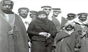 شاهد.. حقيقة الصورة المنسوبةللأميرة نورة بنت عبدالرحمن الشقيقة الكبرى للملك عبد العزيز