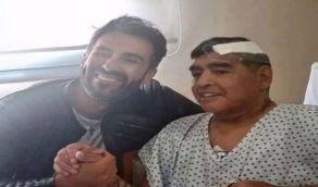 محامي مارادونا يطالب بالتحقيق في ملابسات وفاة نجم كرة القدم