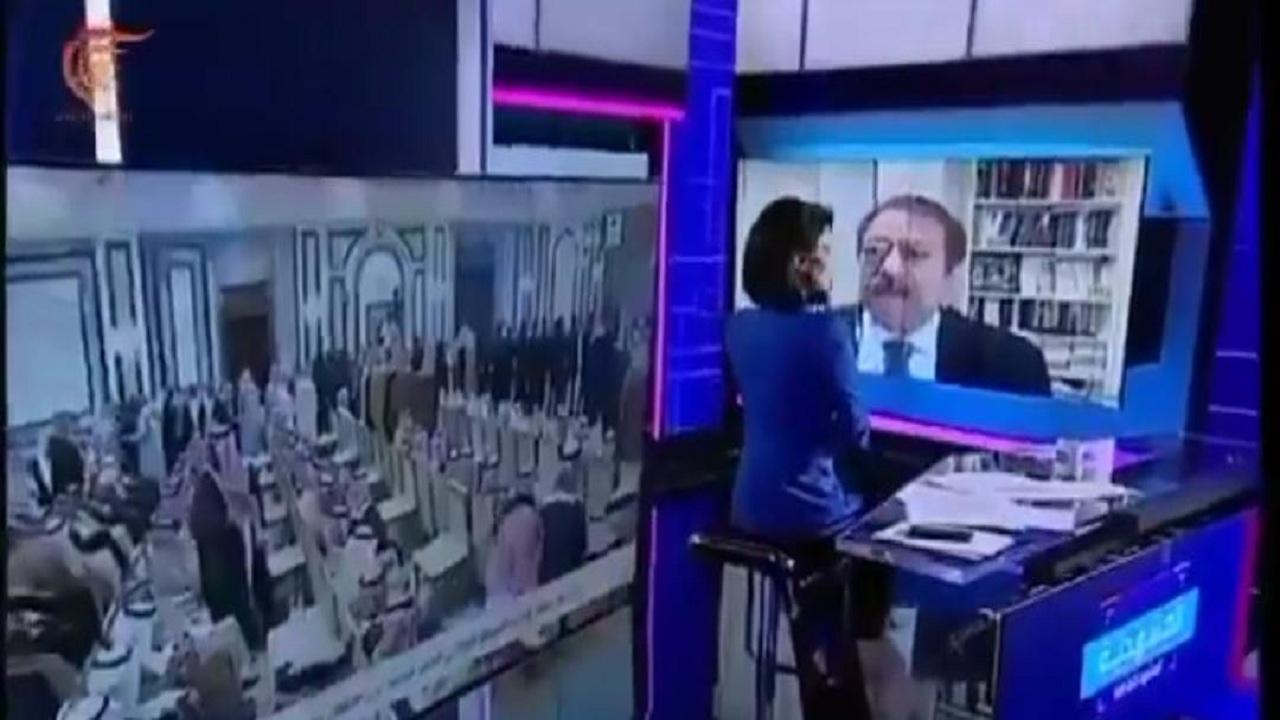 المرتزق عبدالباري عطوان يتاجر  بالقضية الفلسطينية لإرضاء إيران