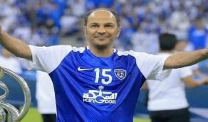 بالفيديو .. يوسف الثنيان: لا يوجد لاعب كنت أخشاه في النصر