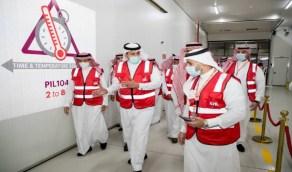 الرئيس التنفيذي للسعودية للشحن يوضح إجراءات استقبال لقاح كورونا