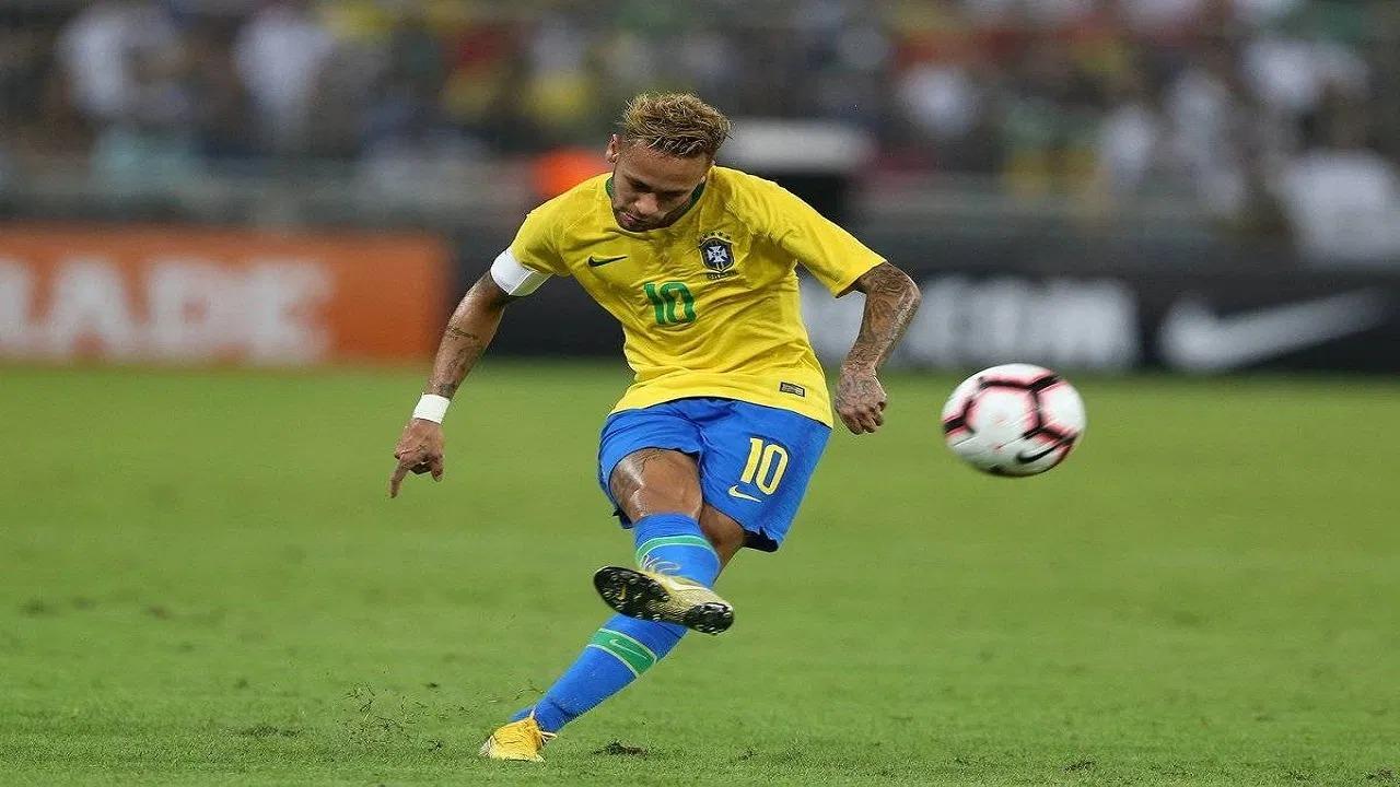 منتخب البرازيل يتلقى نبأ سيء بسبب نيمار