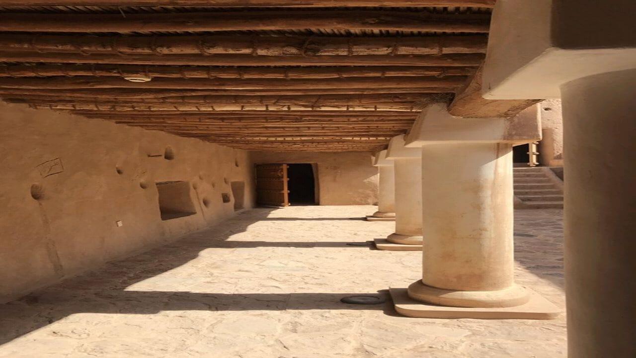 """""""قلعة أعيرف"""" التاريخية تظل صامدة طوال 800 عام"""