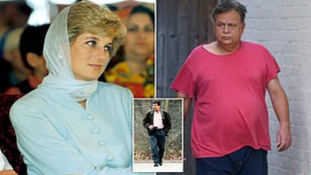 بالصور.. آخر ظهور لجراح القلب الباكستاني الذي جمعته علاقة سرية بالأميرة ديانا