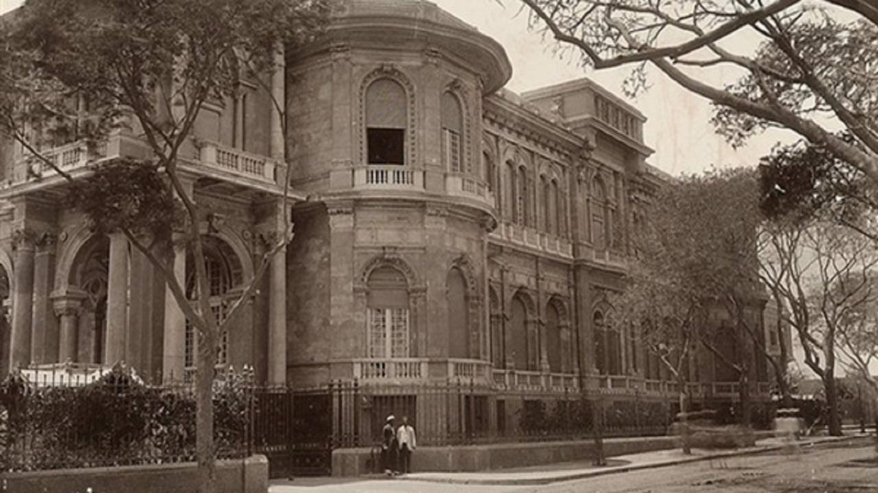 حكاية قصر الأميرة نعمة الله الذي أهدته للخارجية قبل 90 سنة (صور)