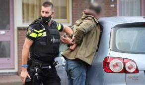حبس المشتبه فيه بحادث السفارة في لاهاي 90 يوماً