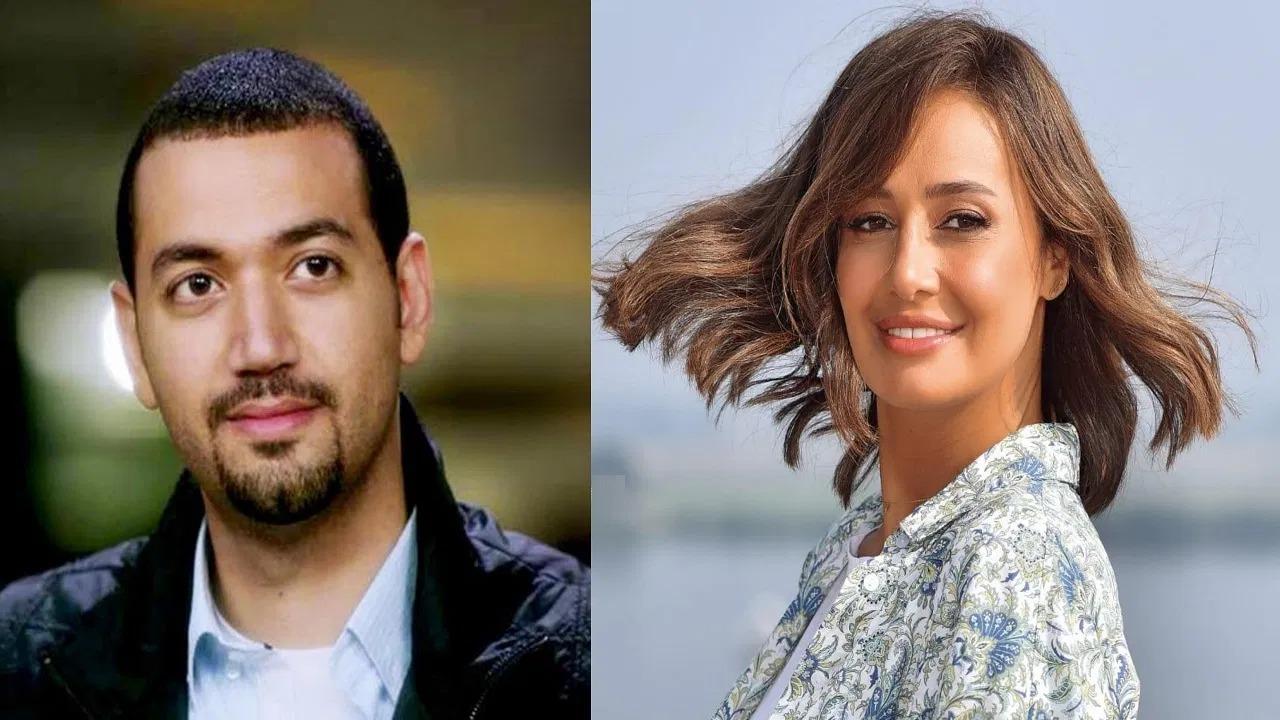 صورة مسربة لمعز مسعود وحلا شيحة قبل انقضاء عدتها تثير الجدل