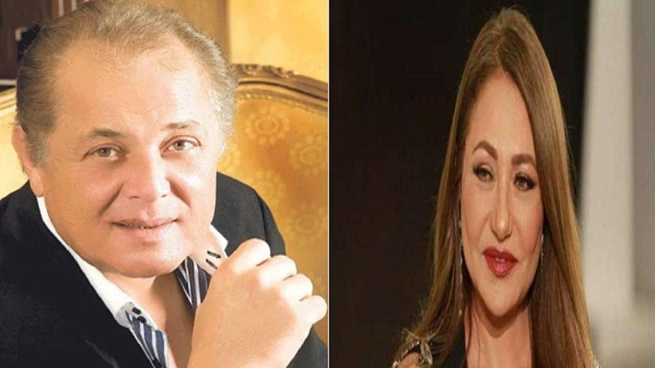 بالصور.. ليلى علوى تحي ذكرى رحيل محمود عبد العزيز بلقطات نادرة معه