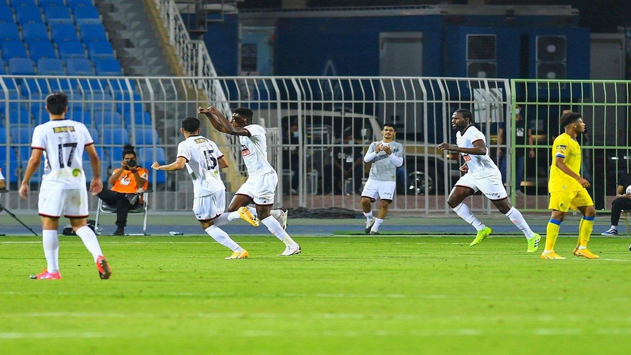 بالفيديو والصور .. الشباب يحطم النصر في الدقائق الأخيرة ويخطف 3 نقاط ثمينة