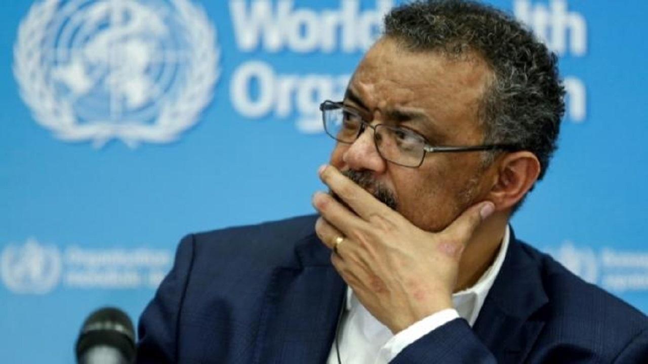 مدير الصحة العالمية يخضع لحجر صحي بعد مخالطته مصابًا