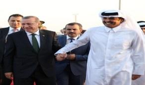 """غدًا..اجتماع """" التآمر والجباية """" بين تميم وإردوغان"""