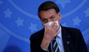 الرئيس البرازيلي: لن أنوي أخذ لقاح كورونا