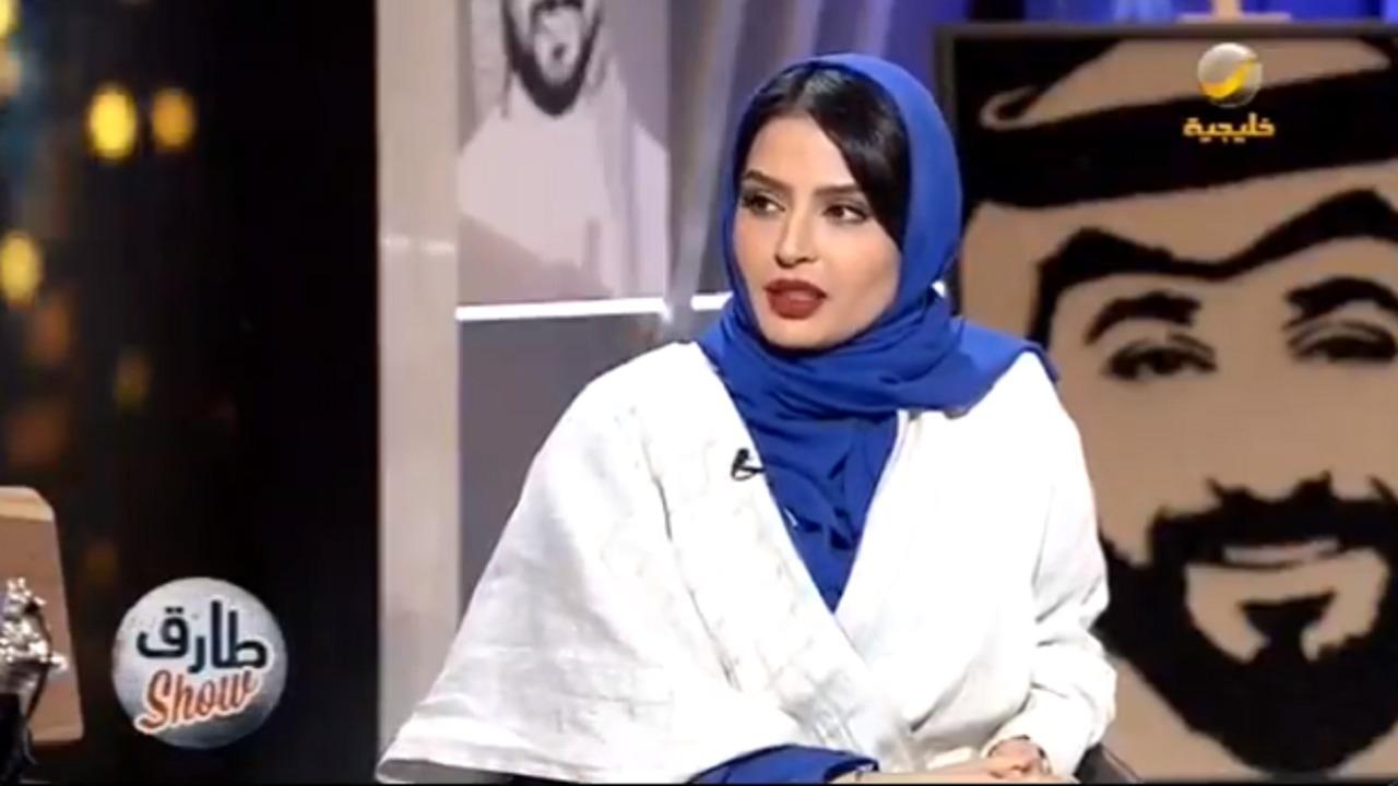 شاهد..بدور البراهيم: شهادتي ثانوية والحياة تعلم أكثر من الجامعات