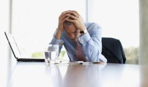 """التوتر يسبب مشكلات صحية منها """" اضطرابات المعدة"""""""