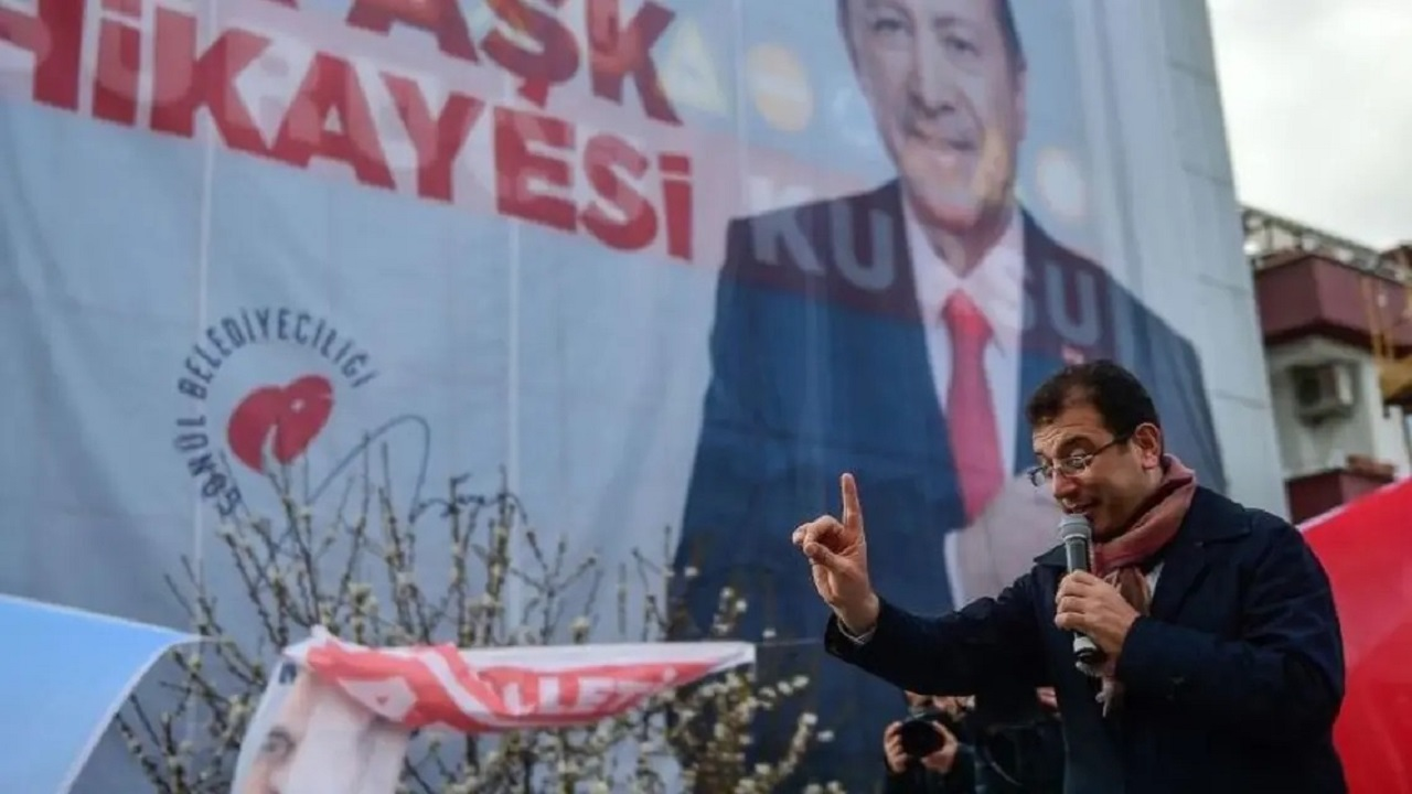إمام أوغلو يفضح مشروع أردوغان الجديد بفيديو كارثي لقطر