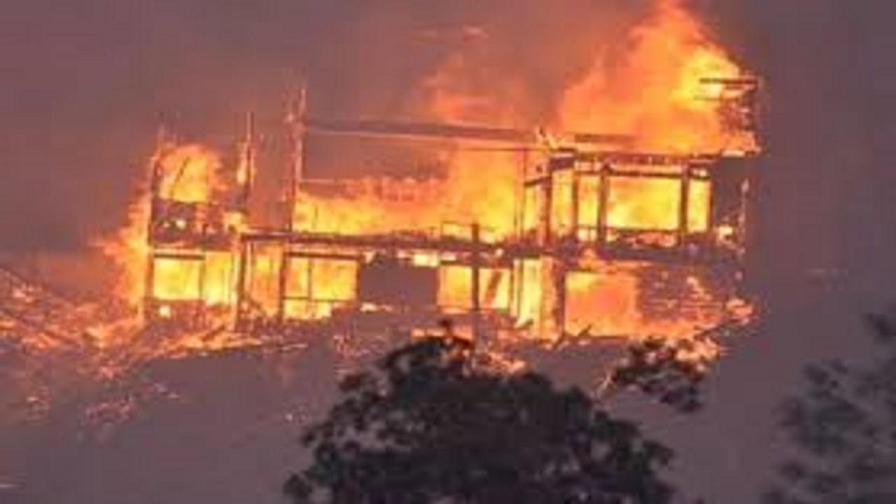 """الإفراج عن """"الأم الشيطانة"""" التي قتلت أطفالها الستة في حريق متعمد !"""