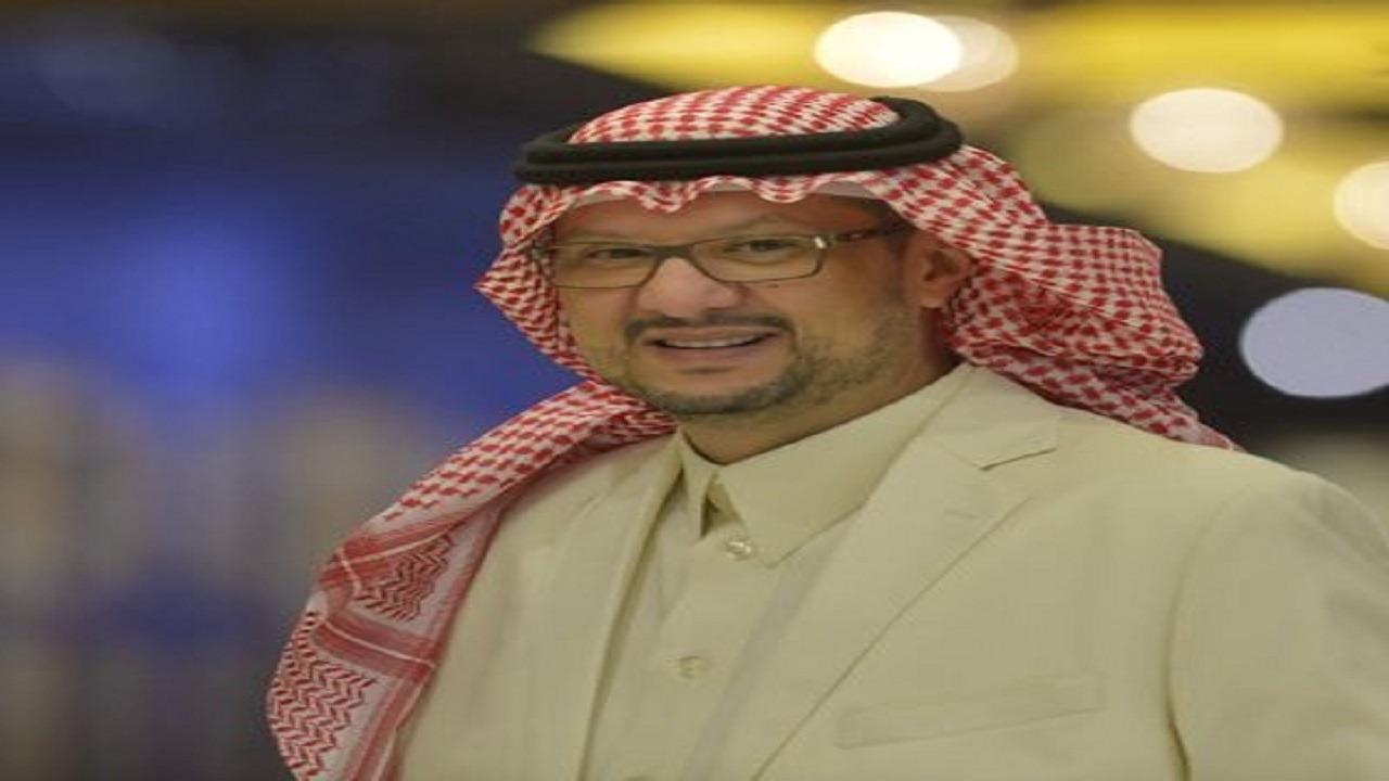 """الأمير فيصل بن تركي: """" عبد الغني خير حليف لخير سلف """""""