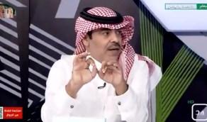 """الجماز: """" بطل الثلاثية أوجع النصراوية """""""