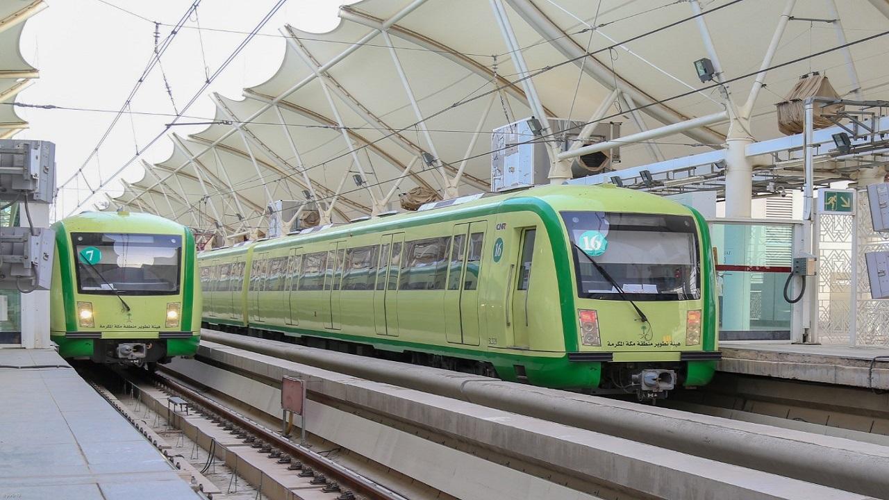 صدور الموافقة على إسناد تشغيل قطار المشاعر للخطوط الحديدية