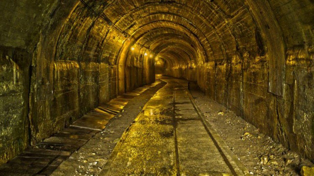 صورة نادرة تحكي تاريخ منجم مهد الذهب بالمدينة