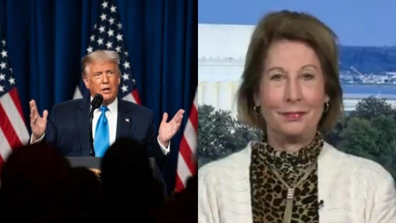 بالفيديو.. محامية أمريكية شهيرة تؤكد: ترامب فاز بفارق كبير
