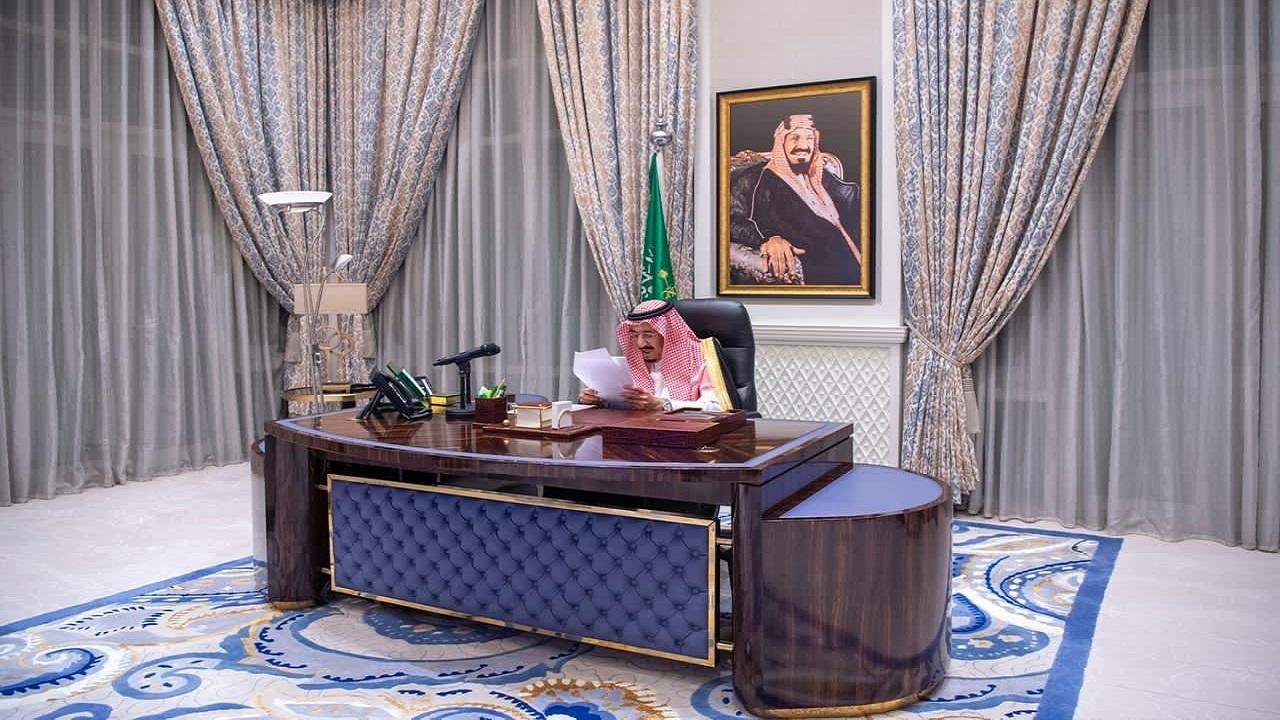 خادم الحرمين: المملكة تؤكد استمرار وقوفها إلى جانب الشعب الفلسطيني لإقامة دولته المستقلة