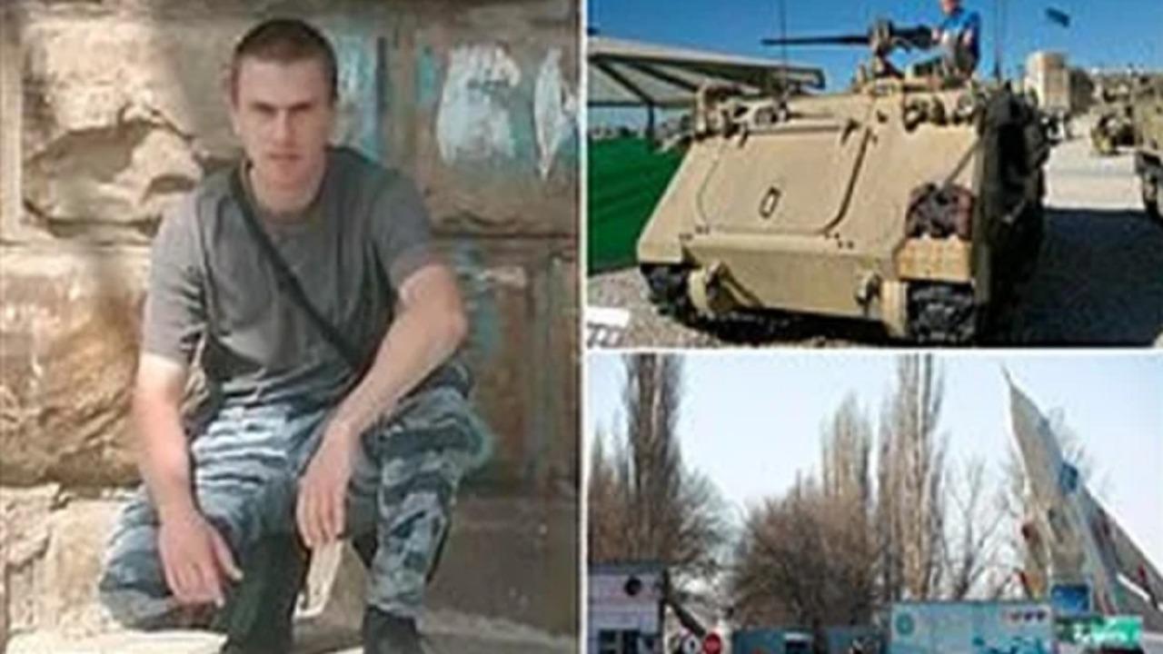 جندي روسي يقتل زملائه للهروب من قاعدة عسكرية