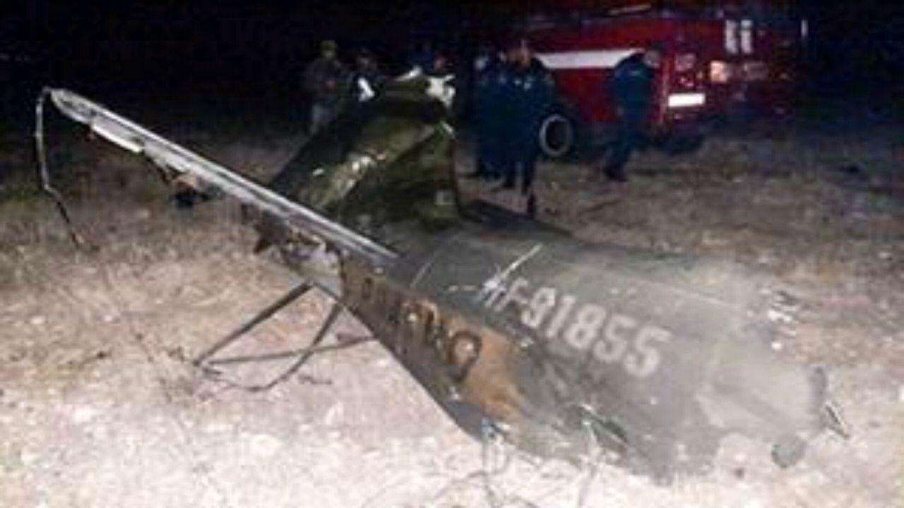 شاهد.. لحظة إسقاط أذربيجان لطائرة روسية بالخطأ