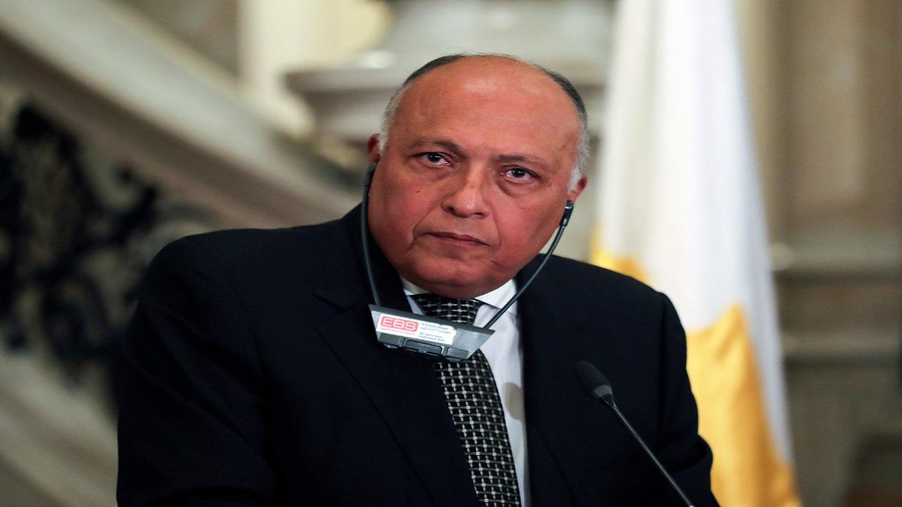 بالفيديو..ردة فعل وزير الخارجية المصري على سؤال حول السجناء السياسيين