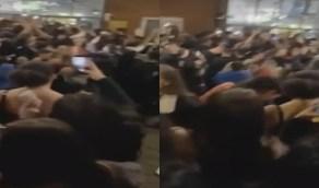 بالفيديو.. طلاب مشاغبون يتحدون الجائحة بالرقص على الموسيقى الصاخبة