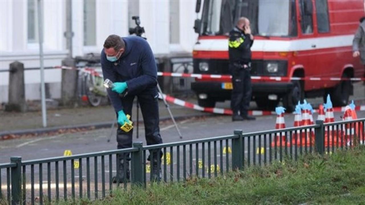 استمرار حبس المشتبه به في حادث إطلاق النار على سفارة المملكة في لاهاي