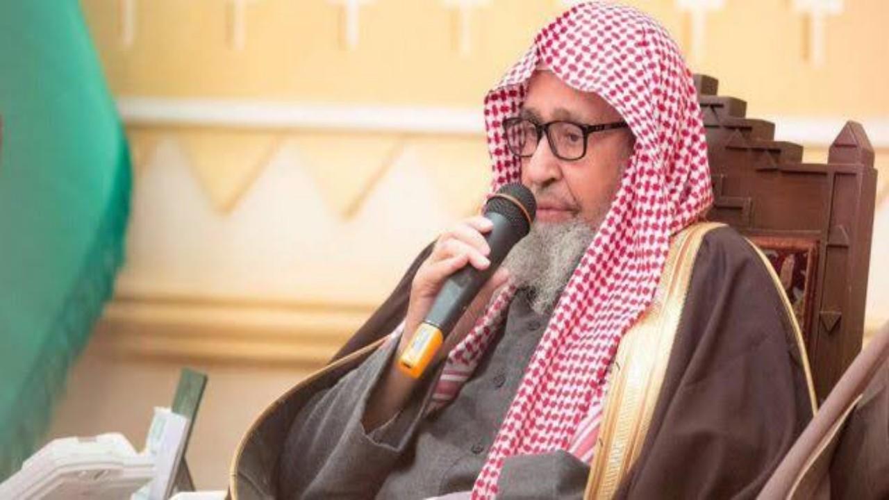 بالفيديو.. «الفوزان» يوضح حكم ارتداء الكمامة الطبية للمحرم