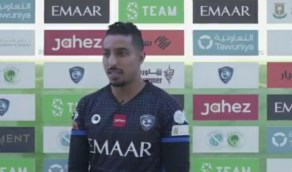 """سالم الدوسري يثير شغف جماهير الهلال بتصريح لافت حول كأس الملك ويؤكد:"""" سنأخذ البطولة """" فيديو"""