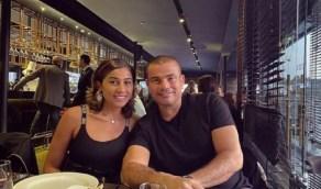 سبب الخلافات بين عمرو دياب وزوجته دينا الشربيني